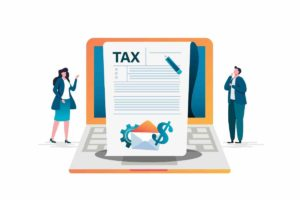 iDeCoの受け取り方 税金